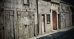 'Wild West' 8 (Yowell Art) Tags: wild west jail morningside edinburgh scotland hidden street