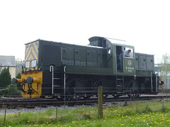 ELR BR Class 14 D9531 Ernest 07052016c (Rossendalian2013) Tags: train railway locomotive preserved ernest elr shunter ncb britishrailways eastlancashirerailway rawtenstall dieselhydrauliclocomotive class14 nationalcoalboard swindonworks d9531