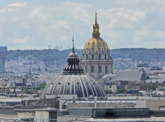 2016.06.25.07 PARIS -  Vue depuis la terrasse des Galeries Lafayette (alainmichot93 (Bonjour  tous)) Tags: 2016 france ledefrance seine paris