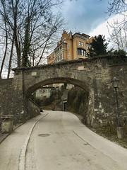Mönchsberg Hohensalzburg