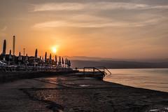 Opatija Beach (wigerl) Tags: light sea sun hot licht nice meer warm europa europe foto sommer croatia opatija beautifull kroatien 2016 fujixt1