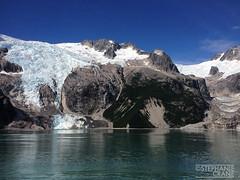 Rocky glacier closeup in Kenai Peninsula, Alaska (okaystephanie) Tags: ocean blue ice nature beauty up closeup alaska close pacific glacier change environment peninsula climate warming kenai global