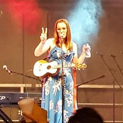 Ingrid Michaelson (Rockin' KE) Tags: ukulele stlouis bands missouri concerts nofilter ingridmichaelson instagram