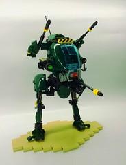 Krator (SuperHardcoreDave) Tags: chicken war lego walker weapon future scifi mecha mech moc