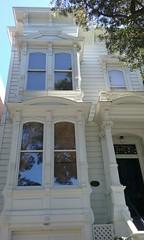 2223 Sutter Street, San Francisco (sftrajan) Tags: sanfrancisco house architecture 19thcentury victorian architektur   architettura westernaddition victorianarchitecture sutterstreet  squaredbaywindow 2223sutterstreet