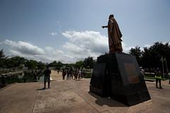 Kwame Nkrumah Memorial (Garrett.Williams) Tags: africa green international ghana accra