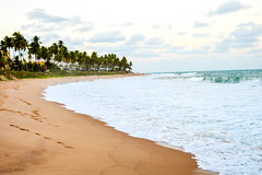 Salty (Jorge Hamilton) Tags: bahia brasil brazil praia do forte arco ris rainbow lua luar farol beach moolight jorgehamilton brandao brando