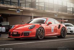 Porsche 911 GT3RS (Jeferson Milo) Tags: brazil brasil nikon 911 curitiba porsche parana cwb aic gt3 gt3rs d80 lavaorange