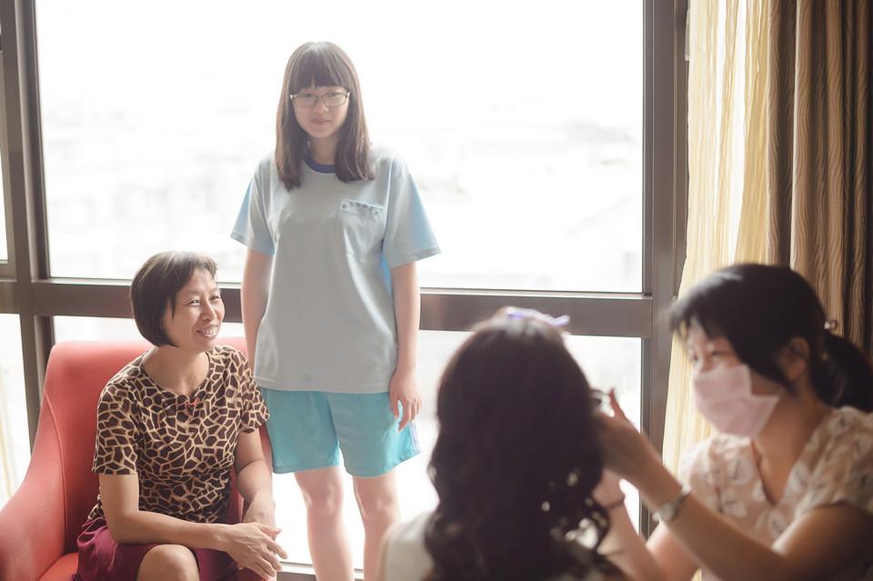 婚禮攝影-台南情定婚宴城堡永康館-07