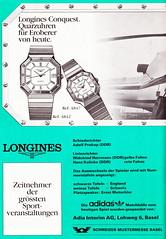 Switzerland vs England - 1981 - Page 28 (The Sky Strikers) Tags: world england cup st schweiz switzerland official basel 150 jakob fr programme offizielles programm qualifier fussballstadion