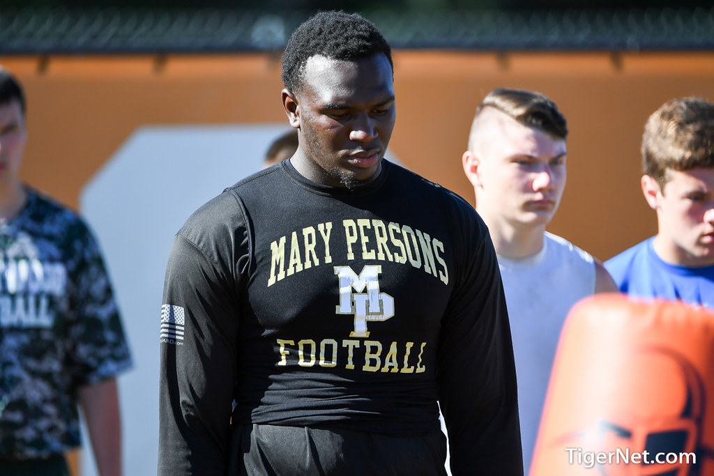 Clemson Photos: Malik  Herring, 2016, Recruiting