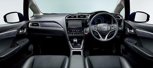 Honda Shuttle Hydrid