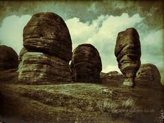 Bridestone rocks near Todmorden (www.annmholmes.co.uk) Tags: england english rocks unitedkingdom yorkshire landmark boulders geology geological bridestones calderdale