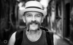 Kalman (iain blake) Tags: street portrait london photography 50mm town eyes nikon faces camden smiles strangers portraiture 100 d4 100strangers