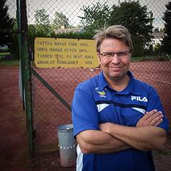 Michael 2014-08-24 (Michael Erhardsson) Tags: tennis km htk 2014 klubbmsterskap hallsberg
