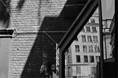 (frscspd) Tags: door reflection london film glass pentax takumar piccadilly ilfordxp2 58mm mx ilford stjames filmgrain pentaxmx piccadillymarket takumar58mm ilfordxp2400bw 49630035 20160435
