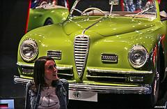 Alfa 6C 2500 SS Cabrio, 1948