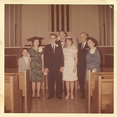 Scan_20160615 (janetdmorris) Tags: family wedding uncle alabama celebration aunt celebrations montgomery 1960s morris prattville murphree