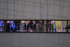 Party at the Opera (daniel.virella) Tags: party people window oslo norway night norge opera picmonkey