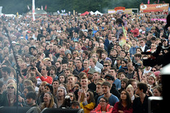 Main Stage crowds (Coventry City Council) Tags: godivafestival coventry festival
