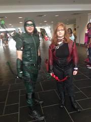 (thewestate) Tags: man green iron play cosplay spiderman ironman pop legos pinball arrow cos mysterymachine charliechaplain nightmareonelmstreet hulkbuster