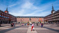 Plaza Mayor (kinjaljus4u) Tags: madrid spain plazamayor