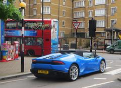 Lamborghini Huracan Spyder (p3cks57) Tags: london cars huracan spyder lamborghini supercars worldcars hypercars