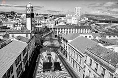 In Bw because i Love it !! Shot this today an Ponta Delgada So Miguel Azores cityscape ... (miguel.santos.1029) Tags: city blackandwhite bw cityscape citylife streetphotography pretoebranco bnw bwphotography azores citywalk cityview blackandwhitephotography blackandwhitephoto pontadelgada bwshot cityscapephotography cityexplore bwlovers blackandwhitelovers pretoebrancofotografia bnwcaptures bnwsaomiguelazores