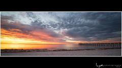 2016 - Landscape - Sunset - Largs - 03_02_05_WS.jpg (stevenlazar) Tags: ocean sunset beach clouds waves jetty australia adelaide southaustralia largs 2016