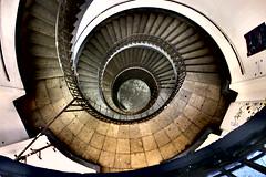 Bunker Stairs. (Zatu97) Tags: hamburg treppe bunker spirale staris treppen wendeltreppe