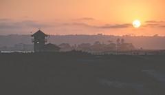Coronado Sunset (Nathan_A_Jones) Tags: california sunset color beach nikon sandiego coronado nikkor8518d
