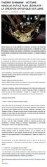 THIERRY EHRMANN : VICTOIRE ABSOLUE SUR LE PLAN LGISLATIF : LA CRATION ARTISTIQUE EST LIBRE (Abode of Chaos) Tags: planlgislatif crationartistique libertdexpression loi patrimoine abodeofchaos chaos lespritdelasalamandre salamanderspirit demeureduchaos thierryehrmann ddc 999 groupeserveur taz organmuseum servergroup facteurcheval palaisideal sanctuaire sanctuary artprice saintromainaumontdor portrait painting peinture france museum sculpture architecture maisondartiste art artistshouses streetart sculpturemoderne modernsculpture secret alchimie alchemy landart artbrut artsingulier rawart symbol 911 contemporaryart apocalypse postapocalyptique cyberpunk graffiti vanitas ruins prophecy prophtie container dadaisme outsiderart mystery