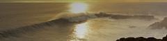 Sunset Wave (jackkostelec) Tags: ocean chile wave rapanui