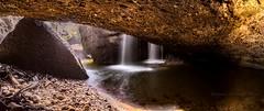 Cascada de la Mina del Mdico (Historia de Covaleda) Tags: duero urbion covaleda