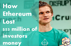 How Ethereum lost $53 million of investors money (HopeGirl587) Tags: money lost million 53 investors ethereum