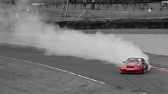 Drift Spec Nissan R33 Skyline (pda87) Tags: park colour cars car skyline race japanese nikon track nissan north splash r33 jdm motorsport drifting drift oulton d3200 tunerfest