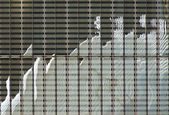 Wave On Wave (nrg_crisis) Tags: nyc reflection architecturaldetail lowermanhattan oculus freedomtower