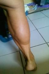 5/6/  2013 (Char2100) Tags: sexy feet legs muscular strong veins calf calves muscularcalves veinyfeet feetveins muscularcalf flickrandroidapp:filter=none