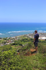 IMG_4948-2 (allisonjbaird) Tags: hawaii oahu hiking northshore bunkers hauula