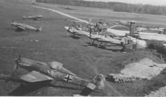 Red 13 (aivot) Tags: walter me ace german adolf 44 pilots 262 messerschmitt luftwaffe galland krupinski jagdverband