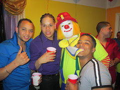 PAYASOS EN NEW YORK-BIRTHDAY PARTY DOMINICANO (917) 254-0960 (PAYASOS EN NEW YORK CITY) Tags: birthday decorations brooklyn bronx manhattan entertainment mexicanos ecuatorianos babyshower mexicanas dominicanos decoracion biscochos babiesrus birthdayparties bautizos dominicanas babyshowers decoraciones ecuatorianas birthdaypartyny miguelentertainment biscochosenewyork biscochosenqueens payasotimtam birthdaypartiesny birthdaypartiesnewyork birthdaypartiesqueens decoracionesennewyork dominicanosennewyork biscochosdominicanos biscoshos mexicanosennewyork miguelentertainmentnewyork mcdonaldsinnewyork payasotimtamnewyork payasotimtambronx payasotimtammanhattan payasotimtamqueens payasotimtambrooklyn