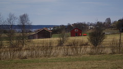Barn 4 (Swedish Scrapper | Liz Tillstrom) Tags: barn sweden jmtland