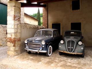 Fiat 1100 & Fiat Topolino