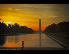 Good Morning Vietnam! (Sam Antonio Photography) Tags: morning travel usa reflection history tourism monument yellow horizontal architecture sunrise outdoors photography freedom washingtondc construction memorial scaffolding president politics capital americanflag pride obelisk lincolnmemorial government tall washingtonmonument reflectingpool patriotism fitness slavery leadership abrahamlincoln jogger themall capitolbuilding capitalcities traveldestinations famousplace internationallandmark builtstructure lincolnmemorialreflectingpool canoneos5dmarkii washingtonmonumentdc samantonio samantoniophotography photographingwashingtondc washingtondcphotolocations washingtonmonumentconstruction washingtondcphototour