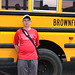 Brownfield Jr High Tennis District 2013