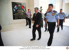 (Royal Hashemite Court) Tags: public security majesty abdullah   directorate