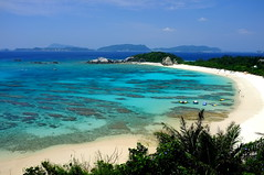 (( _`) Sho) Tags: summer beach japan island paradise  okinawa    aharen