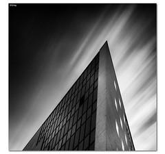 (benbello) Tags: longexposure blackandwhite building blancoynegro architecture cityscape sony le tenerife alpha filters carlzeiss largaexposicion nd8 a850 nd1000 bgreg sal1635z benbello