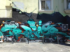 TRAV (it's tea) Tags: california graffiti losangeles trav traver uploaded:by=flickrmobile flickriosapp:filter=nofilter