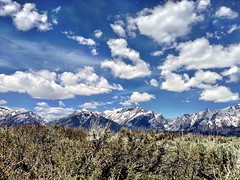 Grand Tetons (Tom F Hawkins) Tags: grandtetonnationalpark uploaded:by=flickrmobile flickriosapp:filter=nofilter